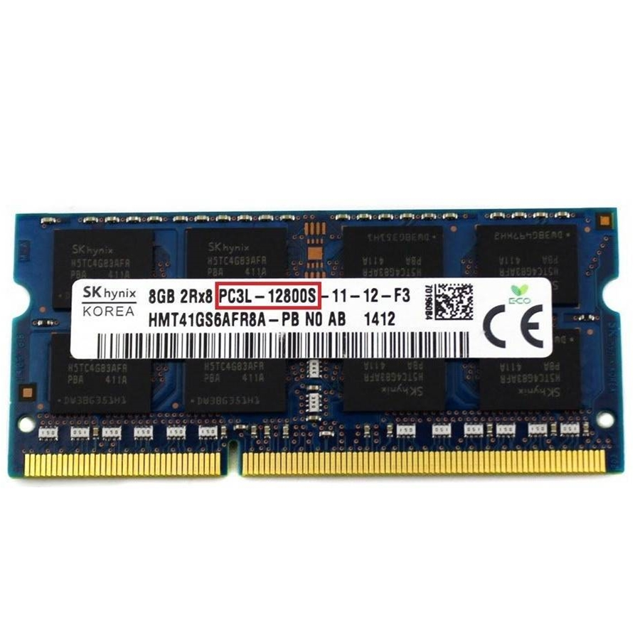 Ram Laptop DDR3 8GB PC3L 12800