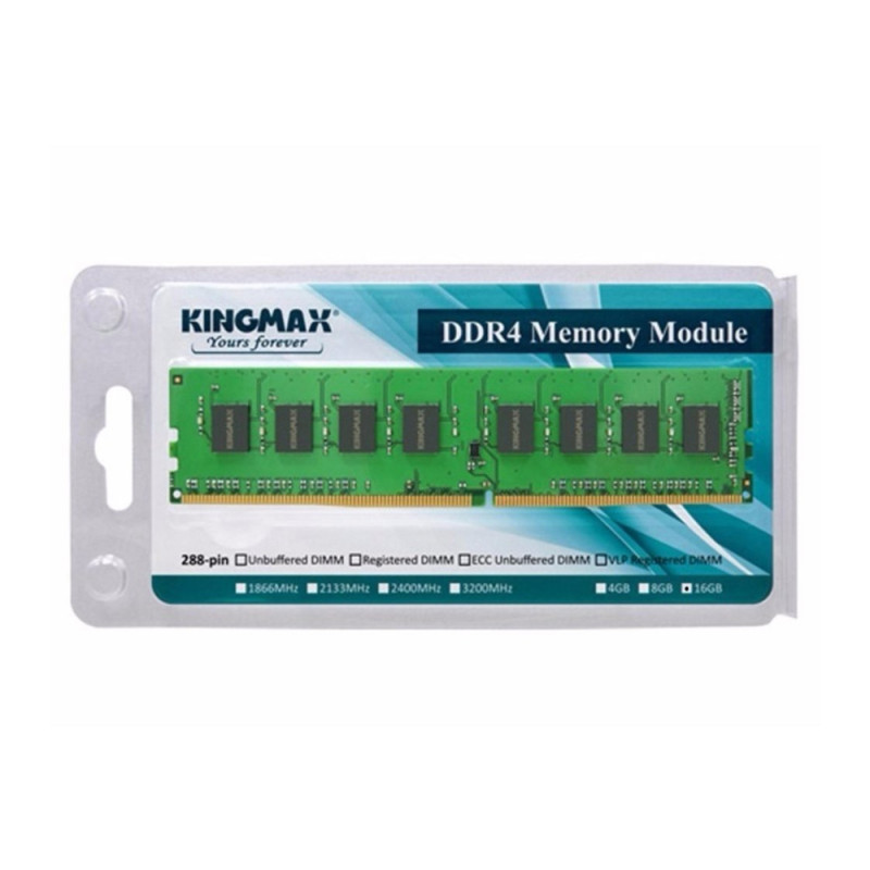 Ram DDR4 8GB Kingmax bus 2400Ghz (New)