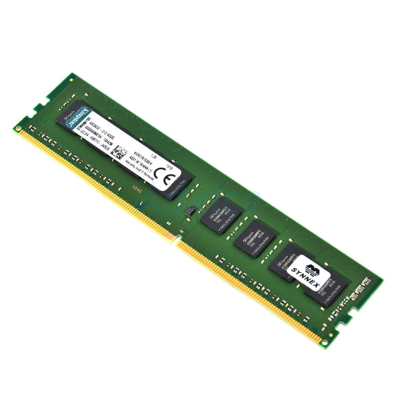 Ram DDR4 4GB kingston  bus 2400MHz (Renew )