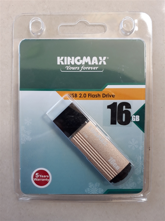 USB Kingmax 16GB